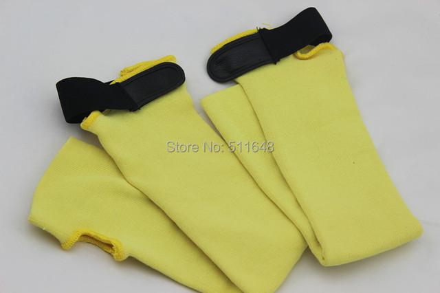 0051 42cm Aramid Cut-Resistant armband one pair free shipping