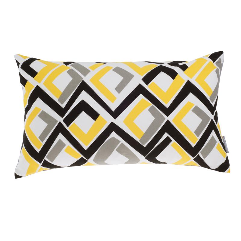 Yellow Cushion Covers Europe Style Sofa Throw Pillows
