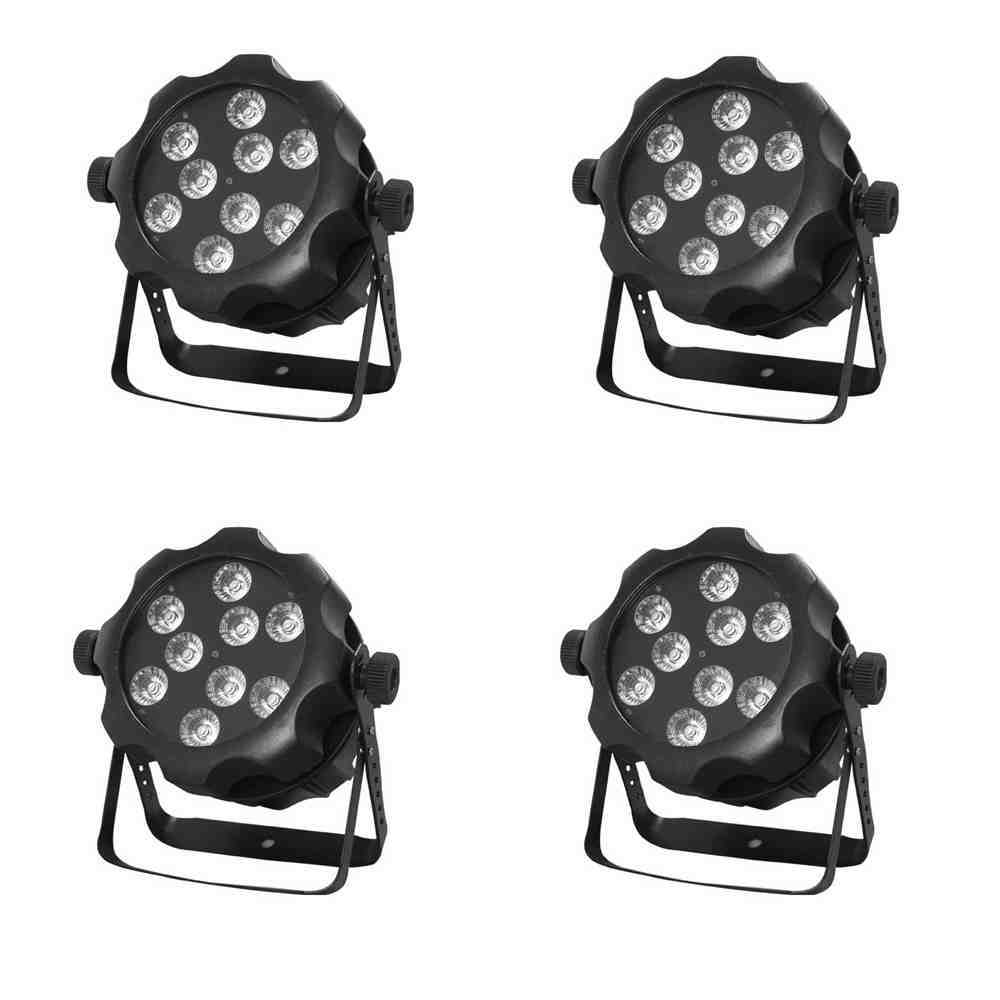 4PCS Outdoor Waterproof LED Lights Disco Hight Power RGB 135w wall washer IP65 IP Rating Hot sale(China (Mainland))