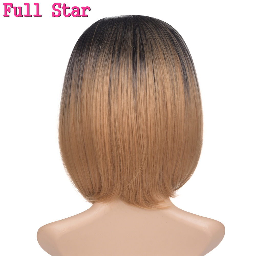 synthetic wig Full Star116