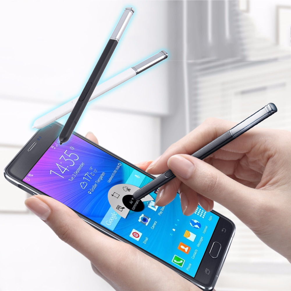 NEW Good Sale Stylus Pen For Samsung Galaxy Note 4 for AT&T Verizon Sprint T-Mobile High Quality Touch(China (Mainland))