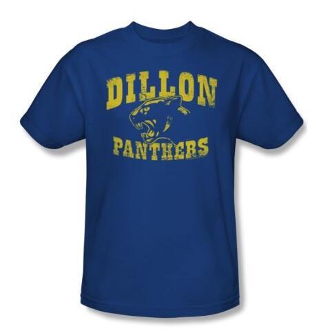 Friday Night Lights Dillon Panthers Football Tee Shirt Adult Sizes S-3XL(China (Mainland))