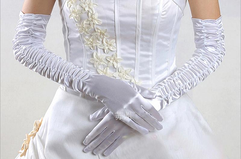свадьба свадебные перчатки