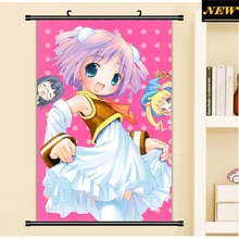40X60CM Moe-tan Moetan nijihara ink lolita loli cameltoe cartoon anime wall picture cloth mural scroll poster canvas painting