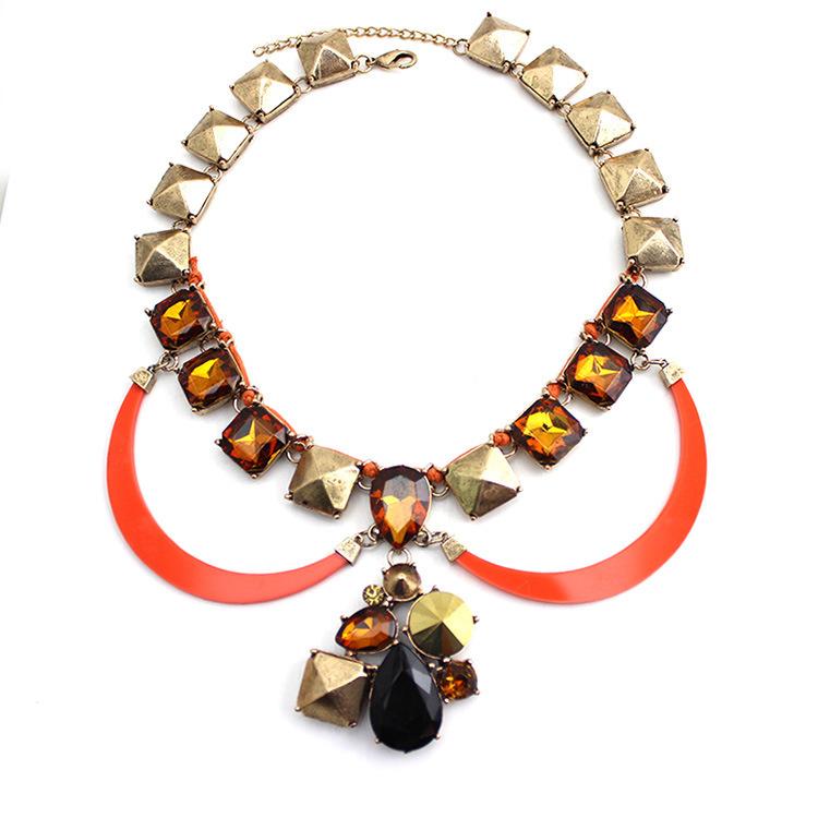premium quality boho women fashion jewelry luxury brand designer