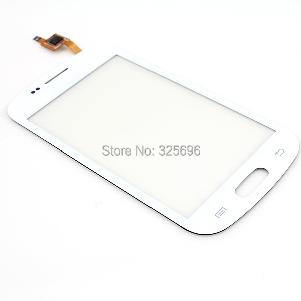 For Samsung Galaxy S Duos S7562 Touch Screen with digitizer, white Free shipping !!!