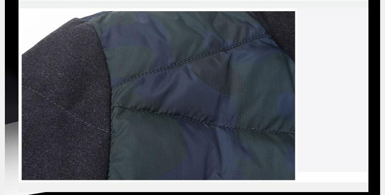 Скидки на Европа стиль winbreaker мужчин зимняя куртка вниз парка пальто и пиджаки теплый пуховик для мужчин 2016 M-3XL 2 цветов