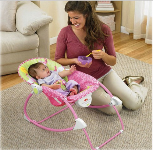 2016 Free Shipping Musical Baby Swing Rocker Baby Chair Bouncer Vibrating Baby Bouncer Friends Space Saver Swing And Seat(China (Mainland))