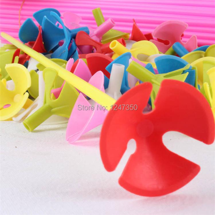 Balloon Holders Sticks Balloons Sticks Plastic