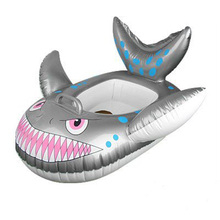 Good deal New Kids Inflatable Baby Toddler Swimming Swim Seat Float Pool Fish Ring(China (Mainland))
