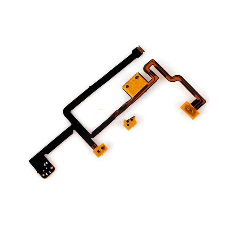 Dollarace Mini Power On Off Volume Control Flex Cable Ribbon for iPad 2 2012 CDMA Version(China (Mainland))