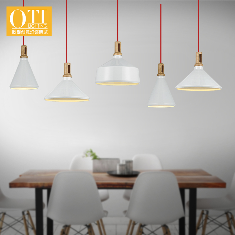 oti indoor decoration lighting nordic pendant light
