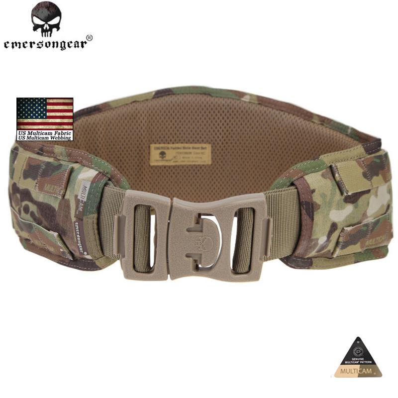 Гаджет  2015 New Emerson Gear MOLLE Padded Molle Waist Belt Men Airsoft Combat Army Belt EM9086 None Одежда и аксессуары