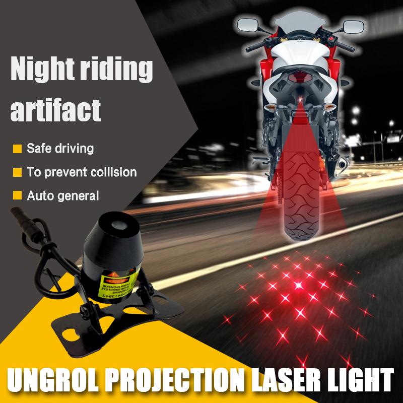 2015 hot sell laser led fog light auto motorcycle car laser fog lamp car external lights parking truck Warning Light car-styling(China (Mainland))