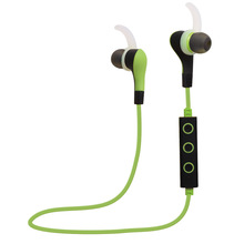 Noise cancelling Bluetooth Earphone Wireless Bluetooth Headphones for Mobile Phone Music Media Player(China (Mainland))