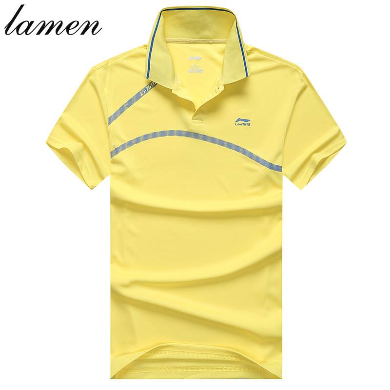 Lamen Brand clothing women Men's Polo Shirts Summer Style Polos Short Sleeve Solid Shirt Sports Jerseys Golf Tennis Blouse(China (Mainland))