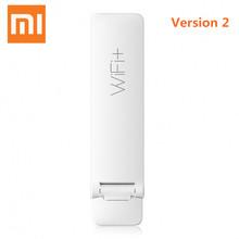 Buy New Original Xiaomi Mi WiFi 300m Xiaomi Wirless Mi WiFi Amplifier 2 Expander Mi Router Upgrade Automatically for $6.29 in AliExpress store