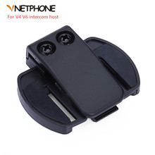 1PC V6 V4 BT Multi Interphone Accessory Clip Bracket Suitable for V2 500C Motorcycle Bluetooth font