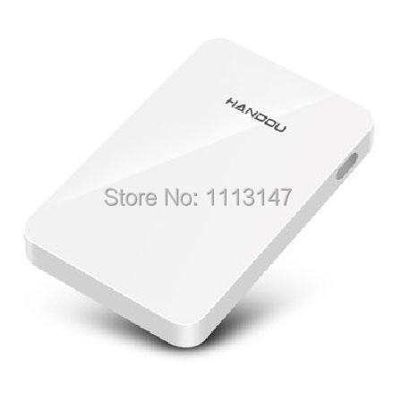 Free shipping 2.5'' HDD External Hard Drive 500GB Portable Hard Disk Slim Plug and Play Good price(China (Mainland))