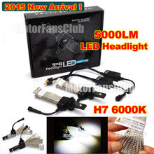 H7 Cree LED Headlight Conversion Kit
