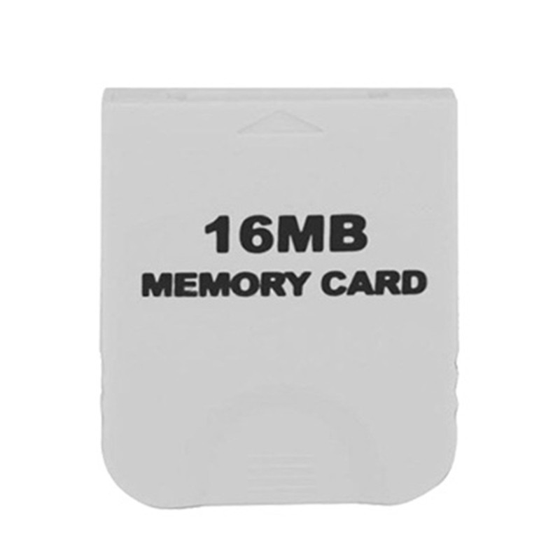 16MB 16 MB 16M Memory Storage Card Save Saver For NINTENDO for WII GameCube Game Cube GC Xmas Gift Free Shipping(China (Mainland))
