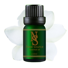 Gardenia essential oil 10ml water soluble fragrance replenisher Clearing heat Purging fire Aromatherapy oil A15(China (Mainland))