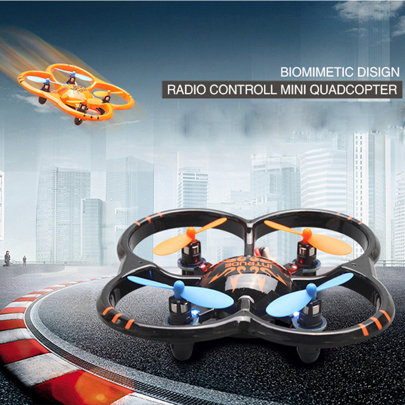 U207 RC Helicopter 6 Axis Gyro 4CH Radio Control mini Quadcopter UFO Drone Toys with LED Lights<br><br>Aliexpress