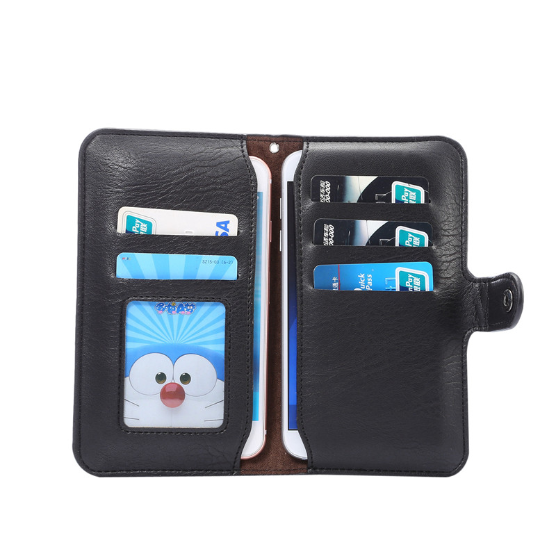 New 4 Colors Buttons Model Pouch Case for BlackBerry Z30 Wallet Style Leather Cover Card Holder Cases(China (Mainland))