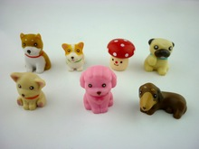 100pcs/set Cute Animal Capsule Toys For Kids Gift