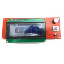 Smart LCD 2004 Display Controller for RAMPS 1 4 RepRap 3D printer Electronics