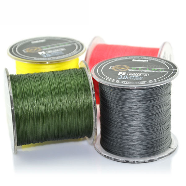 500M 8 strands pe braided fishing line Japan multifilament fishing Wire for all fishing 20lb 80lb 300LB TOP Quality strong<br><br>Aliexpress