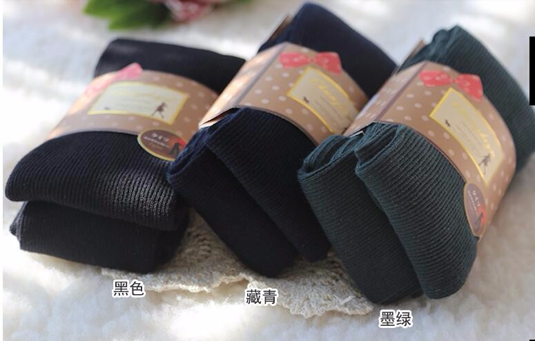 Knitting Vertical Stripes Different Colors : Trend knitting high elastic super slim women s pantyhose