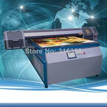 Dual Head Big Format LED UV Printer EPSON DX5 Head Multifunction Flatbed Printer(China (Mainland))