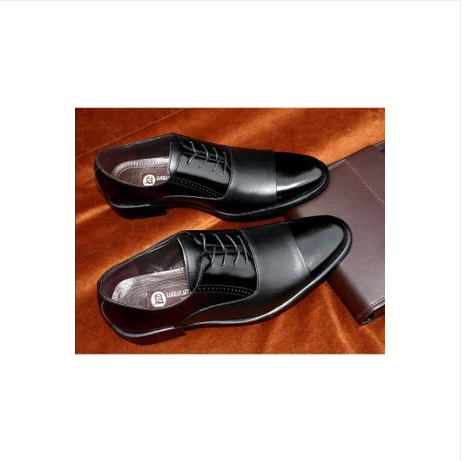 New 2015 Mens Loafers Shoes Lace-Up Flat Sneakers Genuine leather Business Dress Flats Men..38-47 - Main Men's shoe store