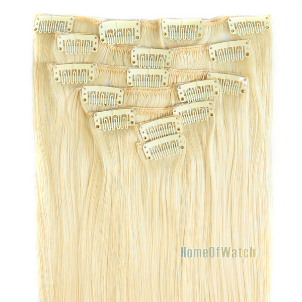 Seven Piece Hair Extensions 77