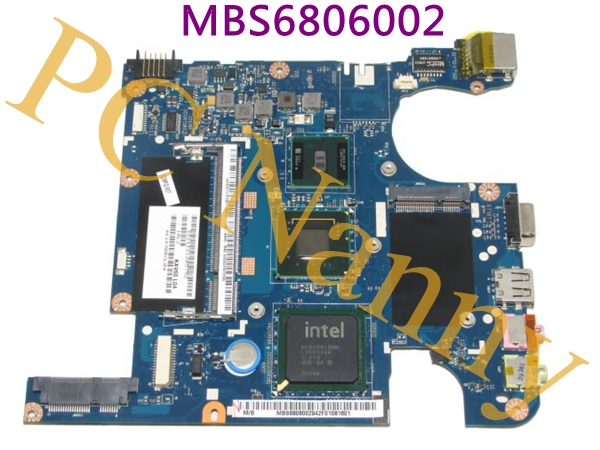 Genuine For Acer Aspire ONE Motherboard D250-1417 D250 MBS6806002 KAV60 LA-5141P Atom N280 1.66GHz GMA950(China (Mainland))