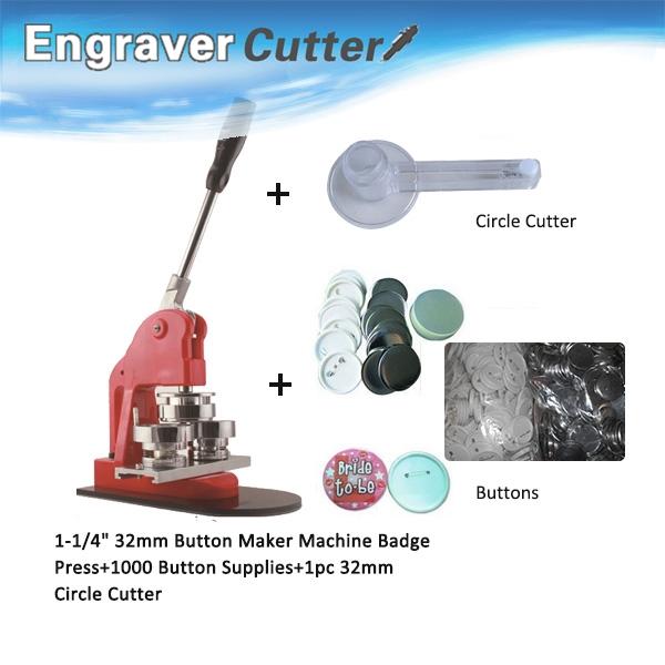 cheap badge maker machine