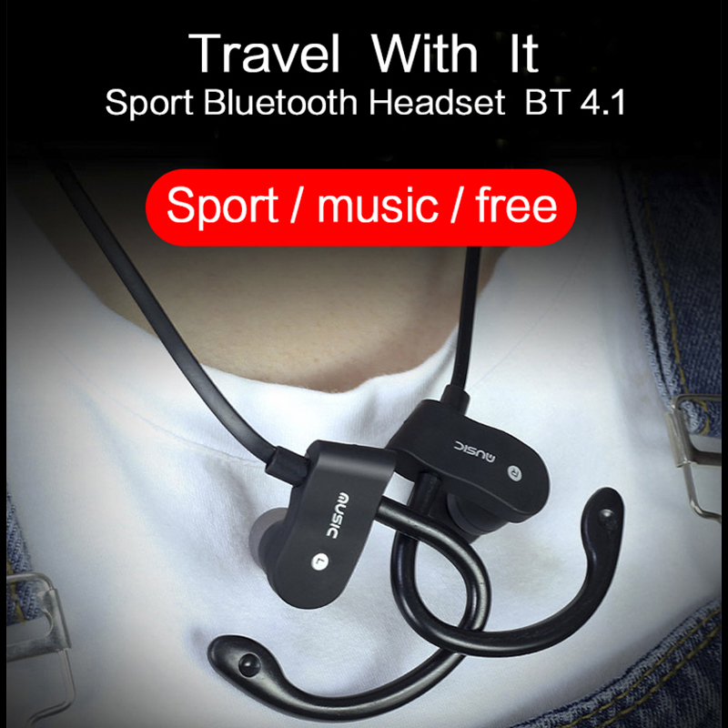 Sport Running Bluetooth Earphone For Panasonic Lumix Smart Camera CM1 Earbuds Headsets With Microphone Wireless Earphones(China (Mainland))
