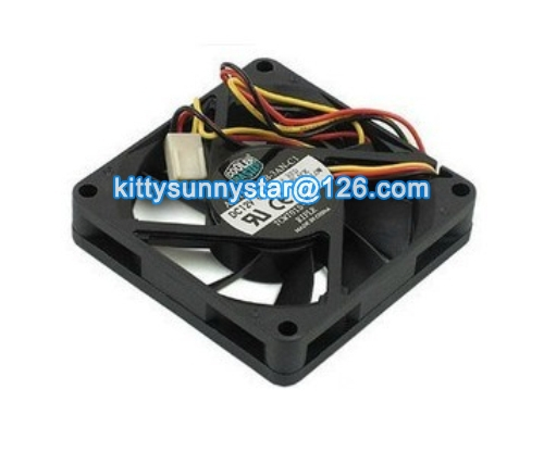 Free shipping Cooler Master 7cm A7015-22RB-3AN-F1 DF07015RFMN 12V 0.22A 3Wire L71 AMD CPU Cooler Fan(China (Mainland))