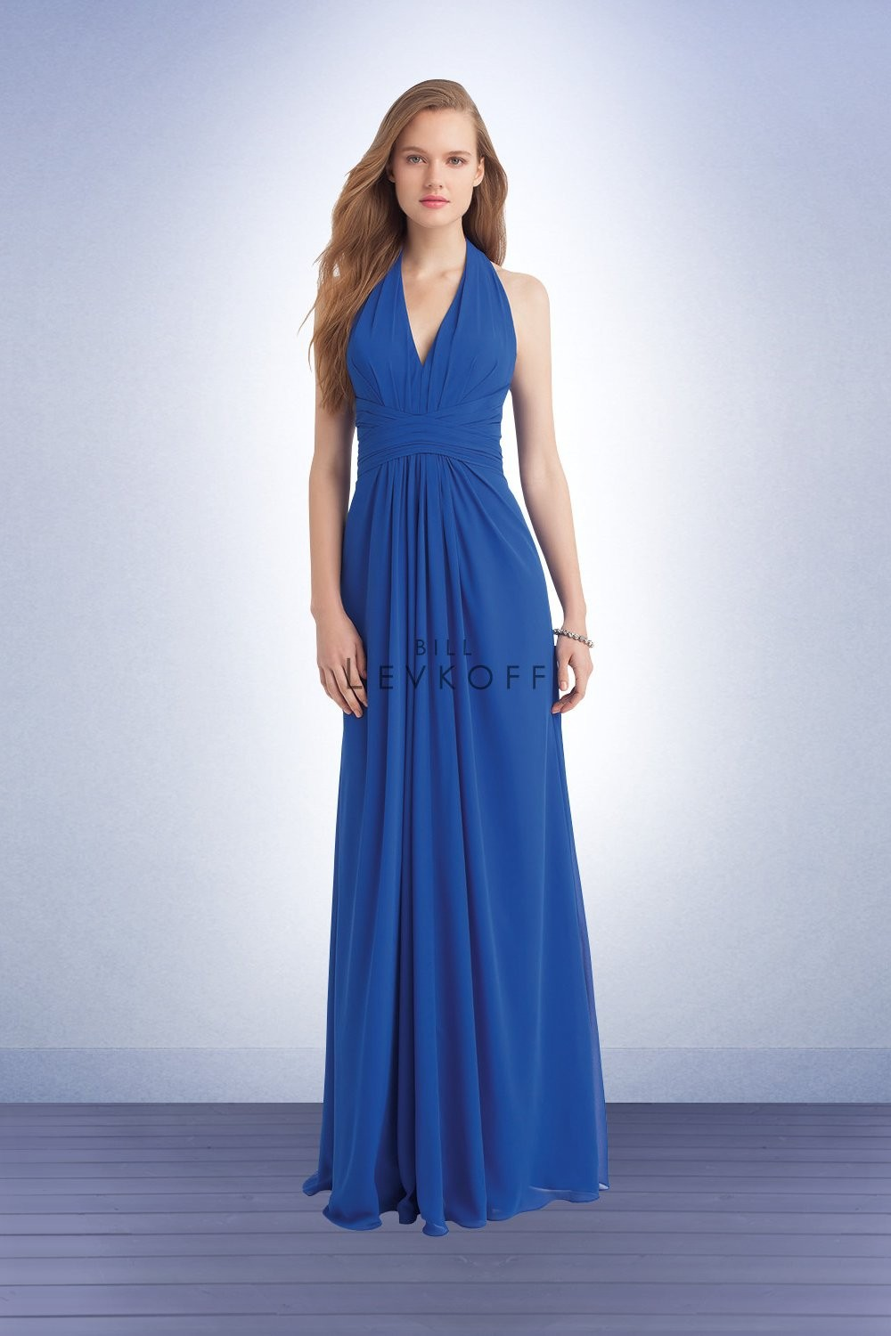 Halter Top Bridesmaid Dresses - Ocodea.com
