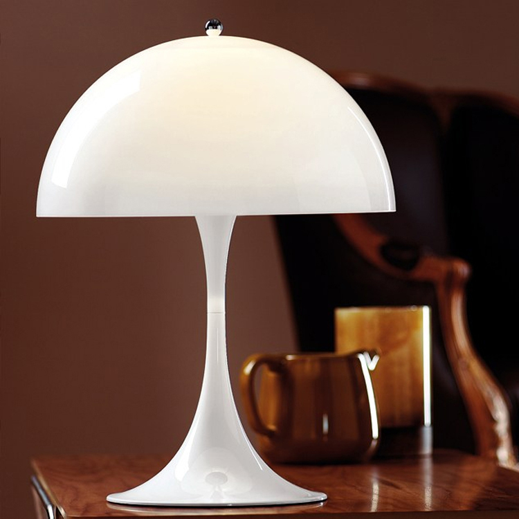 Study Table Lamp : ... lamps bed room bedside study desk lamp home lighting-in Table Lamps