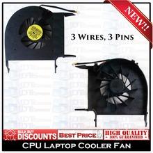 New! Original Laptop CPU Cooling Cooler Fan for HP Pavilion DV6 DV6T DV6Z DV7 DV7-2000 DV7-2100 535442-001 AB7805HX-L03 AMD(China (Mainland))