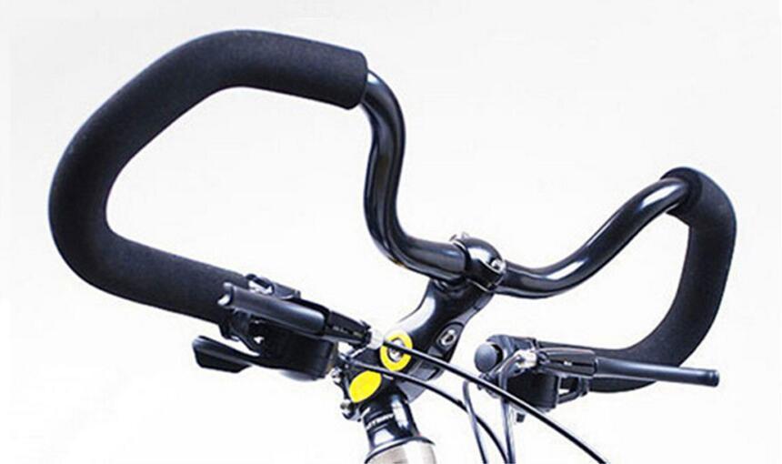 Venzo Mountain Bike Bicycle Cycling Handlebar Silicone Foam Grips