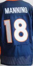 100% Stitched Elite Peyton Manning 58 Von Miller 10 Emmanuel Sanders 12 Paxton Lynch orange blue 88 Demaryius Thomas jersey(China (Mainland))
