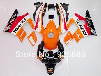 red orange white black fairings for F2 CBR600RR 91 92 93 94 CBR600 91-94 CBR 600RR 1991-1994 600 RR 1991 1992 1993 1994 fairing