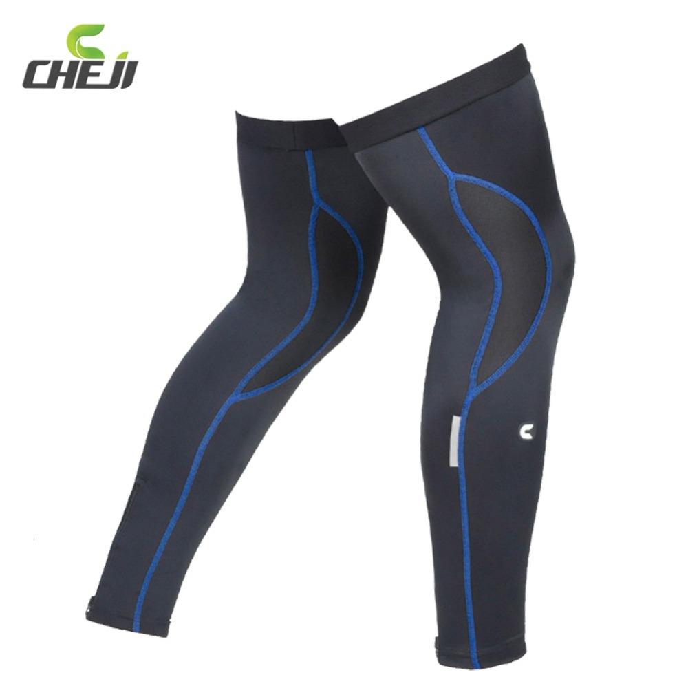 2015 New Sports Knee Protector Leg Sleeve Pro MTB Road Bike Leg Protect Basketball Football Volleyball Knee Pads Support(China (Mainland))