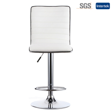 IKAYAA 2 Teile/satz von 2 Farbe Pu-leder Barhocker Pneumatische Swivel Barhocker Stühle Höhe Einstellbare küche bar stühle(China (Mainland))