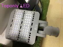 2016 New Design aluminum profile led street lighting 60w outdoor waterproof Bridgelux chips MeanWell power driver led road lamp(China (Mainland))
