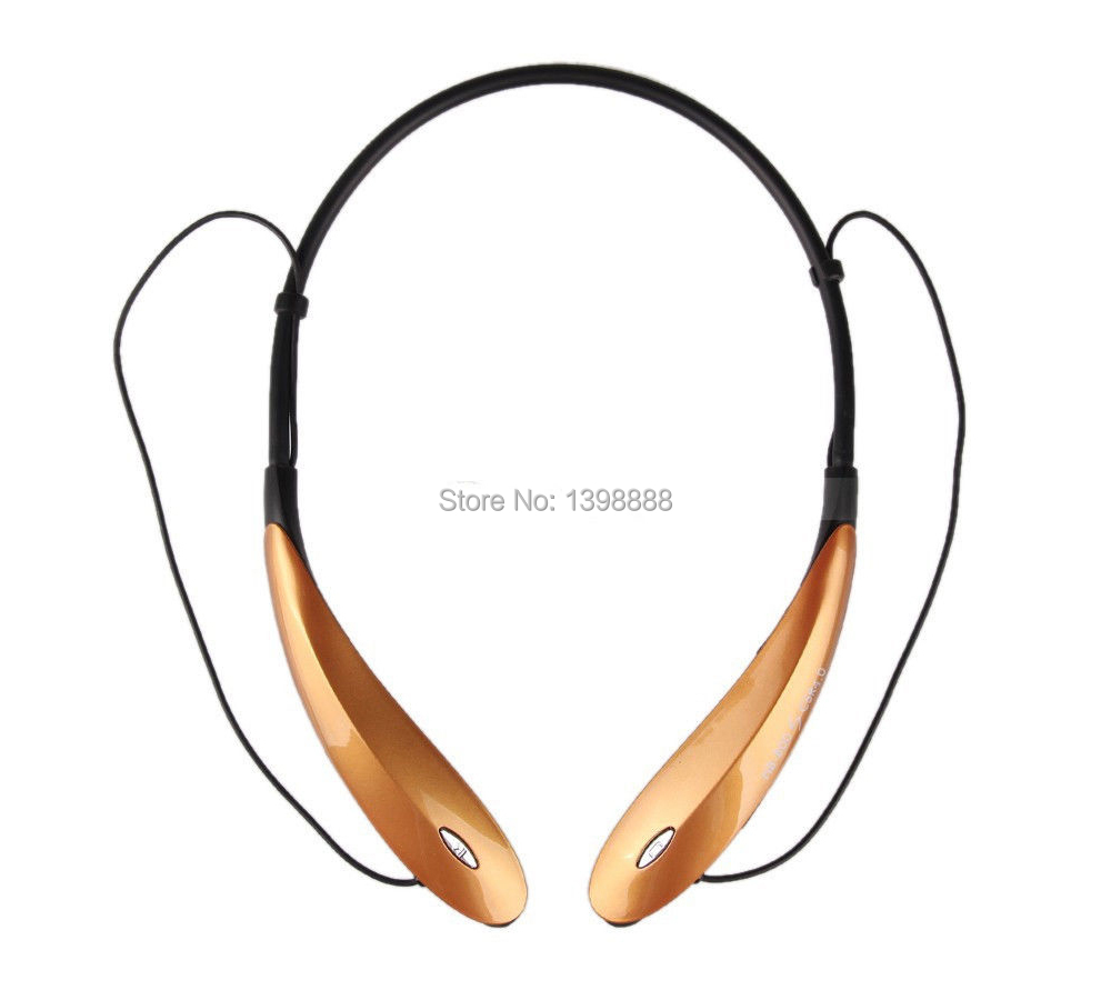 Wireless Bluetooth 4.0 Neckband Headset for iPhone Samsung LG Tone HB-800S Earphone Bluetooth Headset for Smart Cell Phone(China (Mainland))