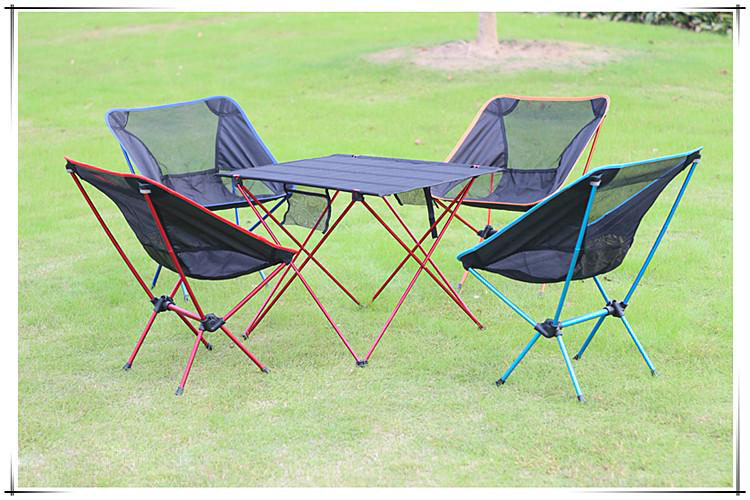 Hot Sale, Portable Folding Camping Stool Chair Seat for Fishing Festival Picnic BBQ Beach with Bag 4 Colors FreeShipping(China (Mainland))